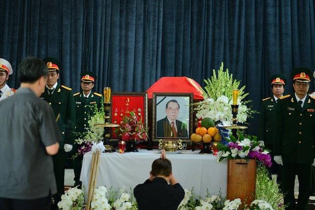 Lễ tang nguyên Thủ tướng Phan Văn Khải được tổ chức tại quê nhà