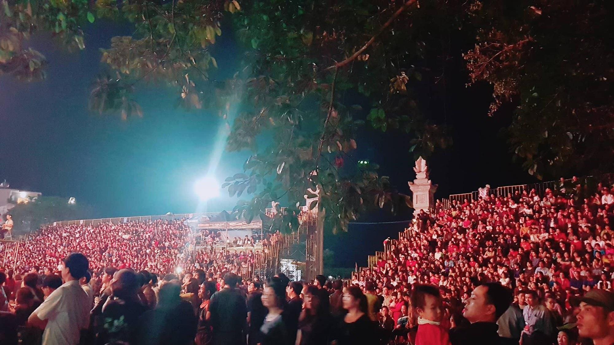 Lễ hội đền Cửa Ông 2018