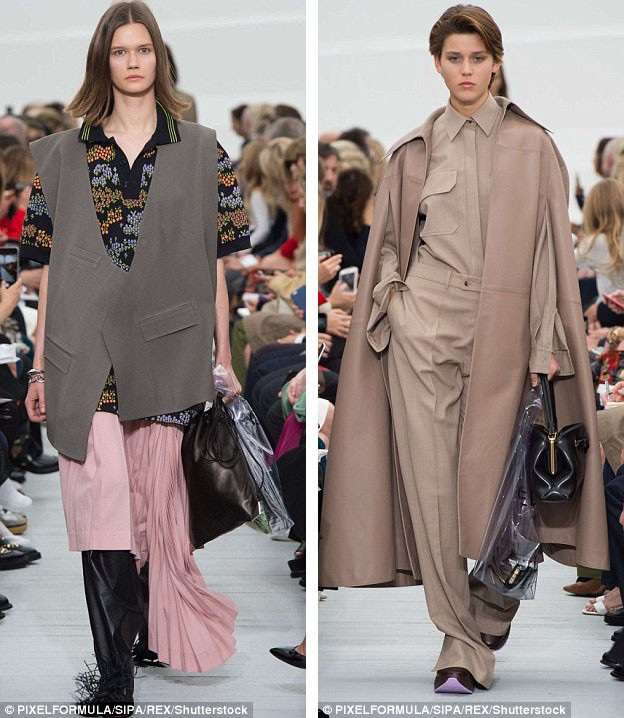 """Sửng sốt với những mẫu thời trang dành cho người… """"thừa tiền"""" - 6"""