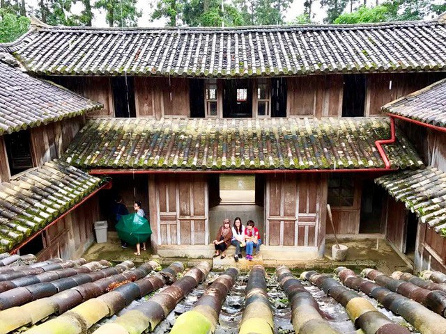 Khu dinh thự này được Nhà nước công nhận là Di tích quốc gia năm 1993. Ảnh: Hoàng Ngọc
