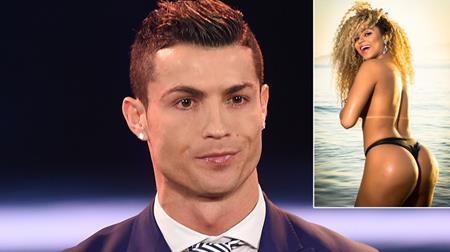 C.Ronaldo vừa bị tình cũ nóng bỏng kiện ra tòa