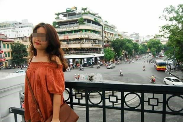 Thu Hà, nữ sinh Việt xấu số đã tử vong tại Đức.
