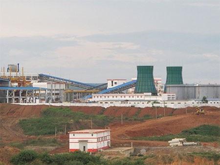 Dự án bauxite Tây Nguyên (Ảnh: Người lao động).