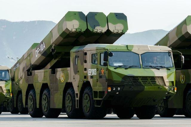 Tên lửa DF-10 (Ảnh: Army Recognition)