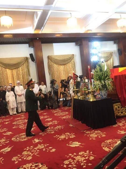 Lễ viếng nguyên Thủ tướng Phan Văn Khải - 18