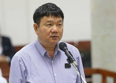 Ông Đinh La Thăng lần thứ 2 bị cáo buộc về tội danh cố ý làm trái. (Ảnh, TTXVN).