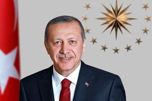 Tổng thống Thổ Nhĩ Kỳ Recep Tayyip Erdogan tuyên bố sẽ mở rộng chiến dịch quân sự tại Syria. Ảnh: Anadolu.