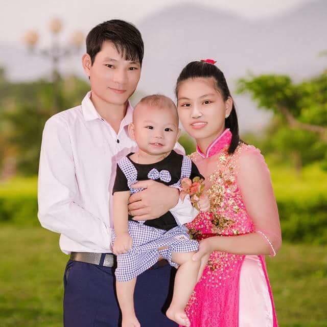 Thay đổi diện mạo đã giúp cô gái này đã có một gia đình hạnh phúc