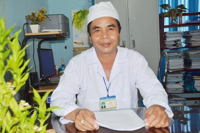 Bác sĩ Sơn Hà.