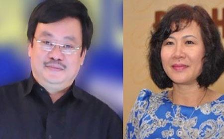 Vợ chồng ông Nguyễn Đăng Quang