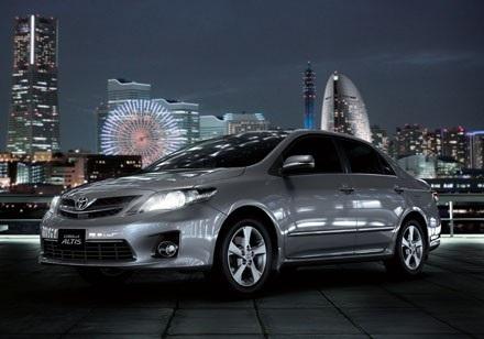 Chỉ trong vòng 1 tuần, đã có 3 đợt triệu hồi liên quan đến mẫu Toyota Corolla Altis, với các lỗi xảy ra ở giảm xóc sau, cụm bơm túi khí do Takata cung cấp và hệ thống cảm biến túi khí.