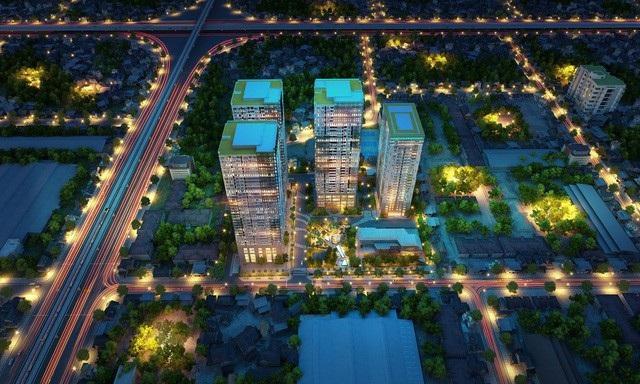 TNR GoldSeason nắm giữ vị trí vàng tại trung tâm Thanh Xuân