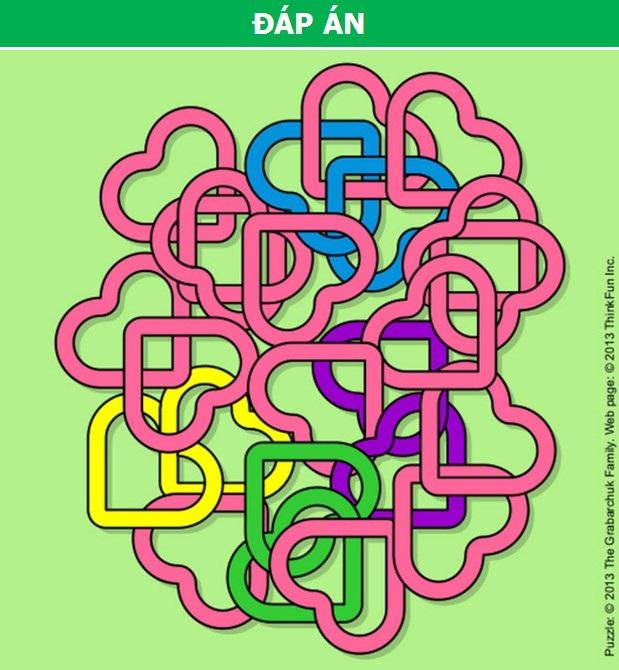 Những câu hỏi IQ giúp bạn rèn luyện trí não và thị giác - 12