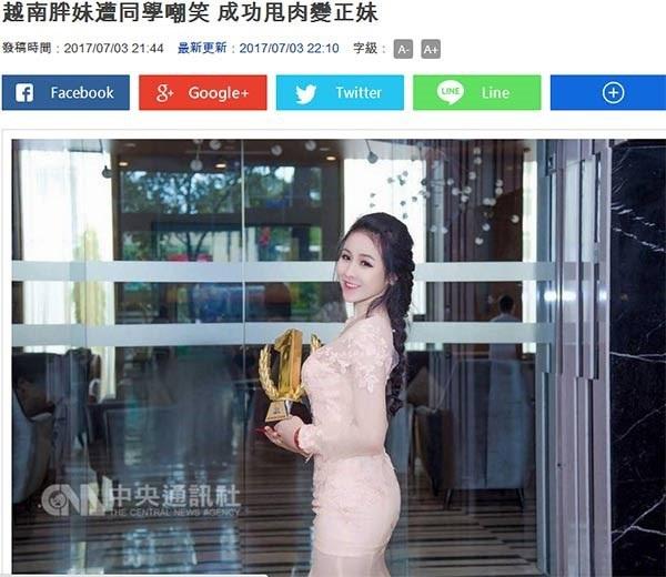 Vì quá xinh đẹp, 4 nữ sinh Việt nổi tiếng trên báo mạng quốc tế - 7