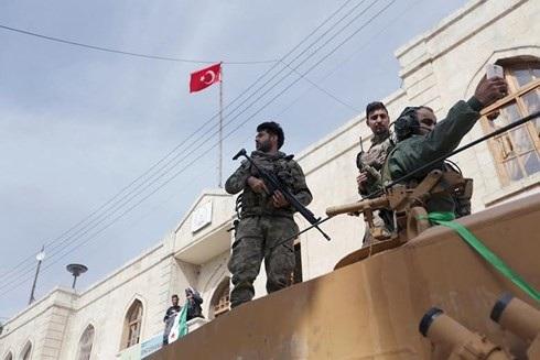 """Mỹ chỉ trích """"Nhành Ôliu"""" của Thổ Nhĩ Kỳ giúp IS trỗi dậy - 1"""