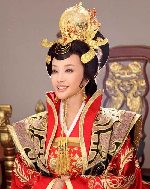 Lưu Hiểu Khánh gắn liền với vai diễn Võ Tắc Thiên