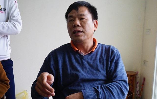 Ông Nguyễn Khắc Chính bị vợ chồng người em họ vay nợ 2 tỷ đồng, đòi nhiều lần nhưng vẫn chưa được trả