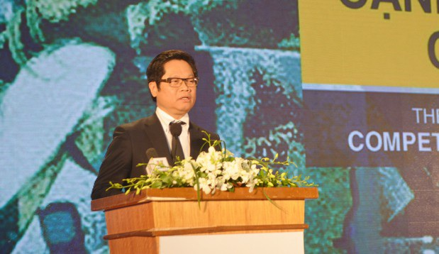 TS. Vũ Tiến Lộc, Chủ tịch VCCI cho biết dù số lượng doanh nghiệp thành lập mới gia tăng, nhưng khu doanh nghiệp tư nhân lại đang nhỏ đi cả về quy mô vốn và lao động.