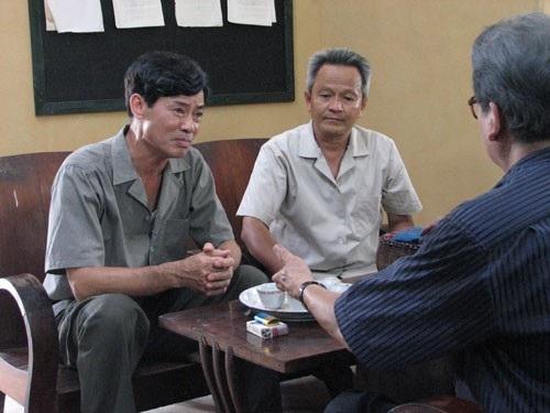 Bí thư tỉnh ủy là vai diễn khác khá thành công của diễn viên Dũng Nhi
