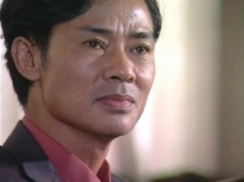Diễn viên Dũng Nhi thủ vai Thứ trưởng Cao Đức Cẩm trong phim Chạy án.