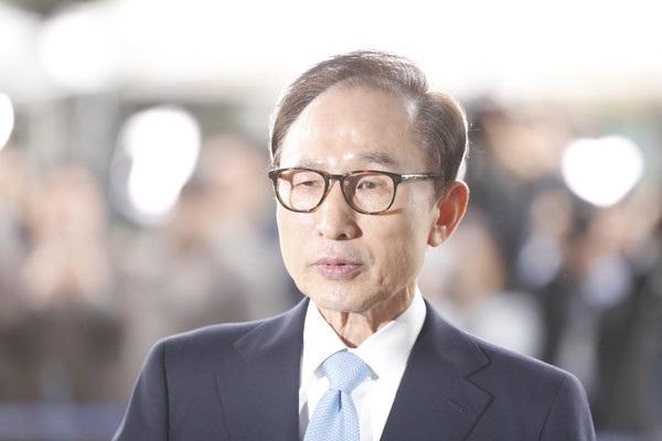 Cựu Tổng thống Lee Myung-bak (Ảnh: Getty)