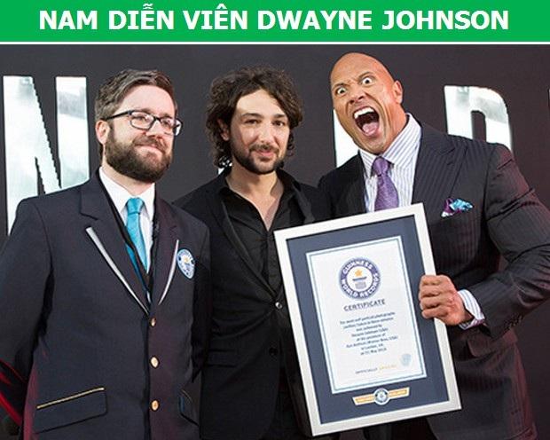Điểm danh những ngôi sao đang nắm giữ kỷ lục Guinness thế giới - 2