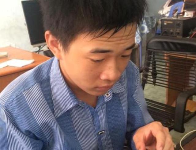 Anh Nguyễn Vũ Ca từng bị truy tố oan. (Ảnh: CTV)