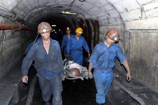 Sập hầm lò, 2 công nhân thương vong (ảnh Internet)