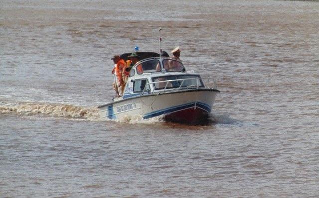 Lực lượng chức năng địa phương trong một lần cứu hộ cứu nạn chìm tàu. (Ảnh minh họa)