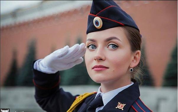 """Vẻ đẹp hút hồn của những """"bông hồng thép"""" Nga - 16"""