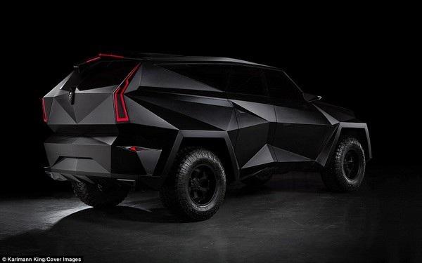 Mẫu SUV đắt nhất thế giới của Trung Quốc có giá 2,2 triệu USD - 4