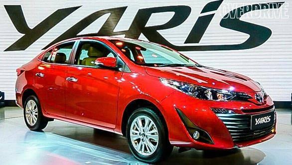 Toyota Yaris thế hệ mới tung hoành châu Á, vẫn chưa về Việt Nam - 1