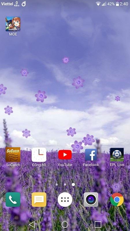 Bộ sưu tập hình nền với hiệu ứng động tuyệt đẹp dành cho smartphone - 1