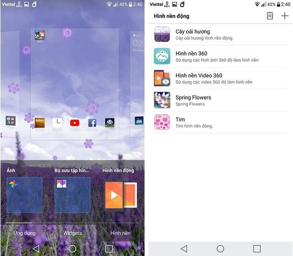 Bộ sưu tập hình nền với hiệu ứng động tuyệt đẹp dành cho smartphone - 2