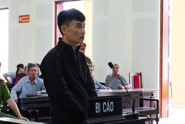 Nguyễn Thanh Ngọc tại phiên tòa phúc thẩm cấp cao
