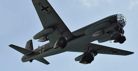 Máy bay ném bom Junkers Ju 287