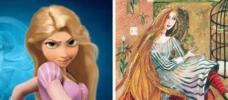 Sự thật kinh hoàng đằng sau những câu chuyện cổ tích của Disney - Ảnh 1.