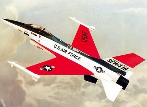 Tiêm kích thử nghiệm General Dynamic F-16 SFW