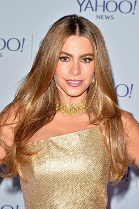 Sofia Vergara chắc chắn là một trong những bà mẹ quyến rũ nhất tại Hollywood