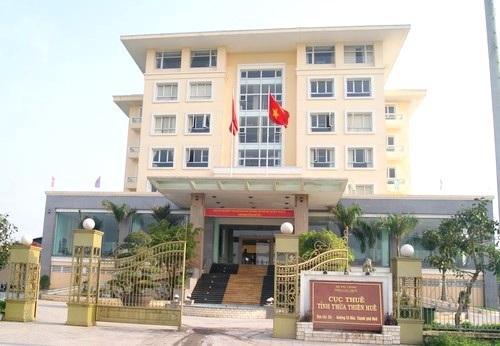 Cục thuế tỉnh Thừa Thiên Huế đã thông báo gửi toàn bộ các cơ quan chức năng, doanh nghiệp về việc giả danh công chức thuế để dụ dỗ, dọa nạt, ép doanh nghiệp đưa tiền, mua sách, tài trợ...