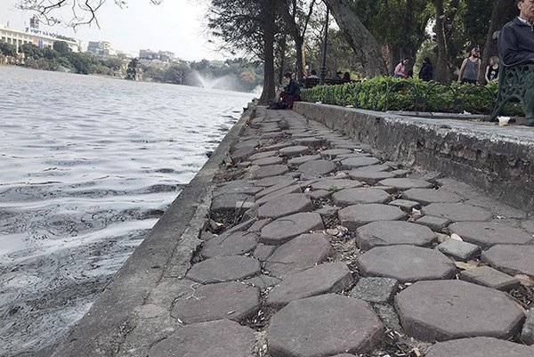 UBND quận Hoàn Kiếm đang hoàn thiện kế hoạch chỉnh trang khu vực hồ Gươm