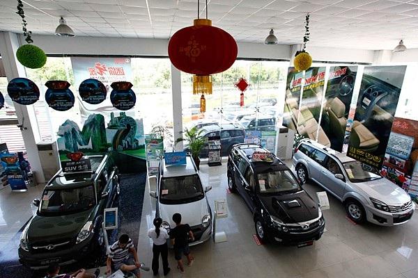 Trung Quốc đang dẫn dắt thị trường ô tô toàn cầu - 2