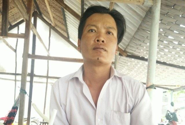 Ông Bùi Văn Giang.