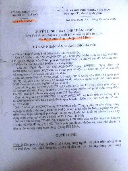 Hà Nội: Văn phòng Chính phủ yêu cầu xem xét kiến nghị của hàng chục doanh nghiệp! - 4