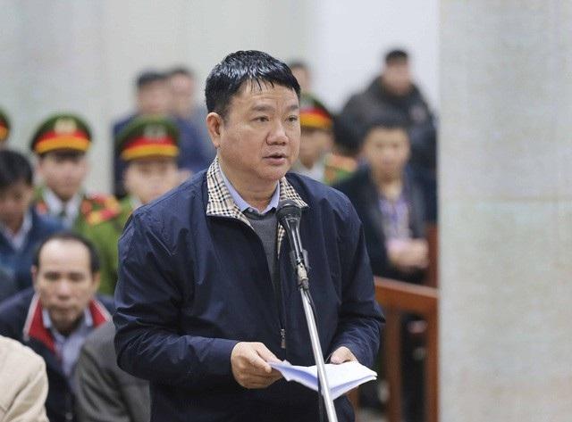 Trong thời gian xét xử liên quan vụ án ông Đinh La Thăng và đồng phạm trong vụ góp vốn, làm mất 800 tỷ đồng tại OceanBank, Ngân hàng Nhà nước (NHNN) đã có công văn hỏa tốc gửi TAND TP.Hà Nội.