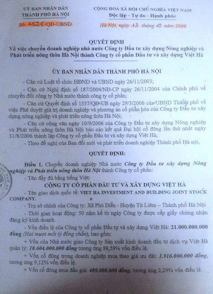 Hà Nội: Văn phòng Chính phủ yêu cầu xem xét kiến nghị của hàng chục doanh nghiệp! - 2