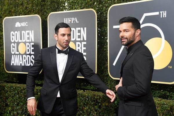 Ricky Martin thừa nhận bị choáng ngợp khi gặp Jwan Yosef và chuyện tình yêu của họ rất lãng mạn