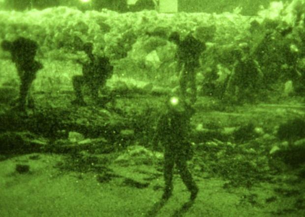 Hạm đội An ninh Chống khủng bố thuộc lực lượng thủy quân lục chiến (FAST) có nhiệm vụ chuyên bảo vệ các cơ sở hải quân ở các địa điểm nhạy cảm, cũng như có khả năng đối phó với vũ khí hạt nhân.