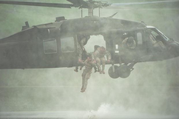 Trung đoàn biệt kích 75 Ranger là một trong những lực lượng đặc nhiệm được Mỹ thành lập sớm nhất và vẫn hoạt động hiệu quả tới hiện tại. Họ có nhiệm vụ xâm nhập, trinh sát và thực hiện những đòn đột kích để mở đường cho các lực lượng khác. Các thành viên của lực lượng Ranger được huấn luyện chiến thuật tác chiến du kích cùng khả năng đặc biệt như ngụy trang. Hàng năm, lực lượng này còn tổ chức các cuộc thi đấu nhằm chọn ra đội ngũ xuất sắc nhất.