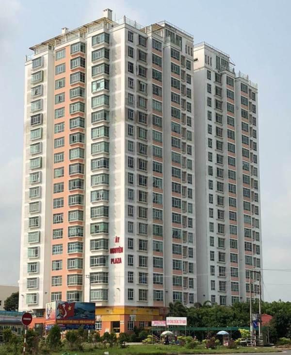 Tòa nhà Tây Nguyên Plaza Cần Thơ cao 18 tầng nhưng hệ thống báo cháy không hoạt động